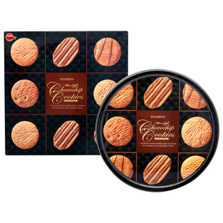 Bourbon Mini Gift Choco Chip Cookies 312g - 4901360311699 (2618215)