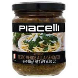 Piacelli Pesto Verde Alla  Genovese 190g - 9002859058417 (2565622)