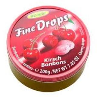 Woogie  Cherry Candies 200g - 9002859055560 (2565643)