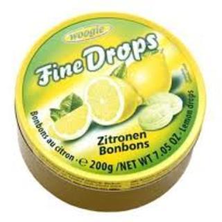 Woogie  Lemon Candies 200g - 9002859055591 (2565645)
