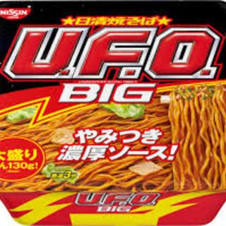 Nissin UFO Yakisoba 167g - 4902105042908 (2311066)
