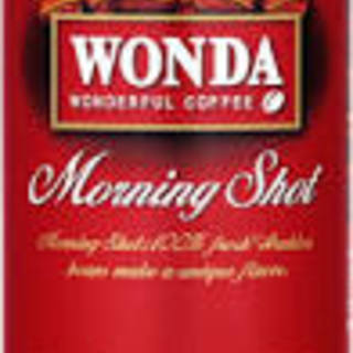 Wonda Morning Shot Can Coffee 185g - 4514603284324 (2578092)