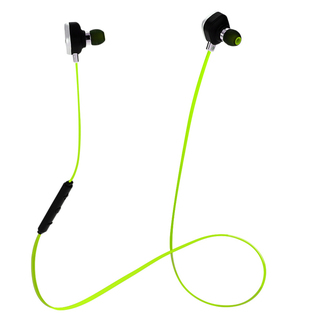 BOAS Sports Bluetooth 4.1  Headset - Green