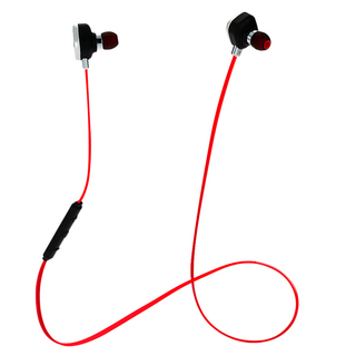BOAS Sports Bluetooth 4.1  Headset - Red