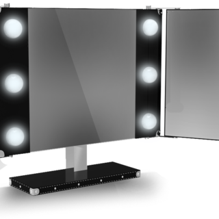 Mooi Vanity Mirror Remoto plus