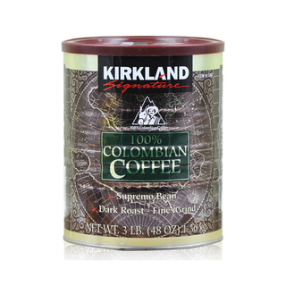 Kirkland Signature Colombian Coffee  1.36kg - 96619177677 (2075728)