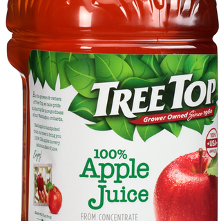 Tree Top 100% Apple Juice 3.79L - 028700121665 (2188663)