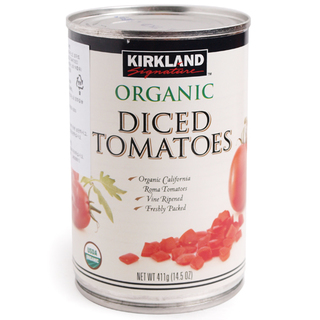 Kirkland Signature Organic Diced Tomatoes 411g - 096619937325 (2614518)
