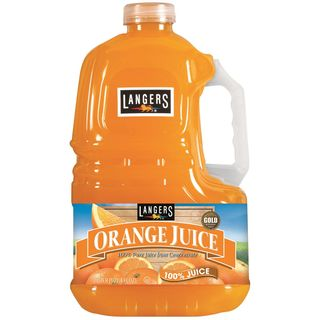 Langers 100% Orange Juice 1Gal - 041755009610 (2486528)