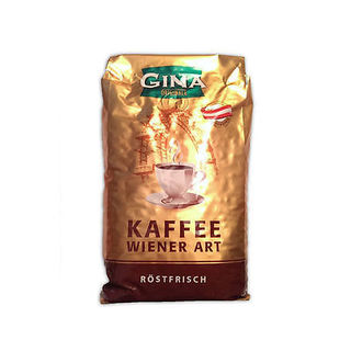 Gina Viennese Whole Beans Coffee  1kg - 9002859064364 (2633260)