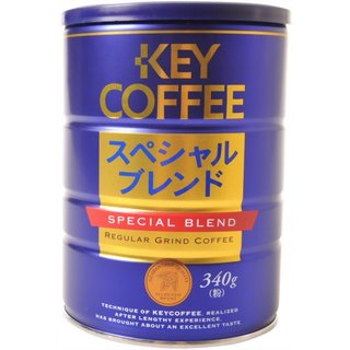 Key Coffee Special Blend In Can 340g - 4901372203814 (2620324)