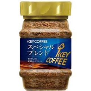 Key Coffee Instant Coffee - Special Blend 90g - 4901372401951 (2620329)
