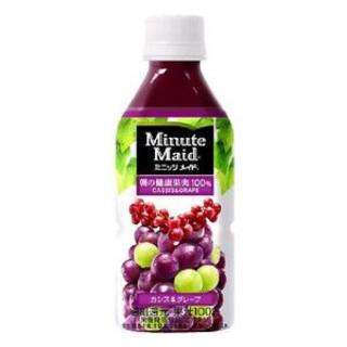 Minute Maid Grape Drink 350ml - 4902102056946 (2585729)
