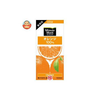 Minute Maid Orange Drink 1L - 4902102093873 (2585730)