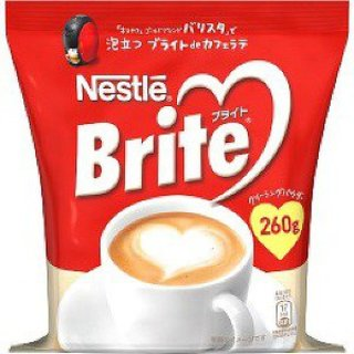 Brite Powedered Coffee Creamer 260g - 4902201414395 (2578067)