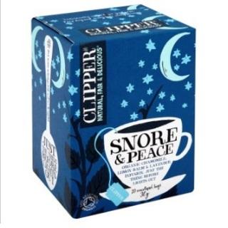 Clipper Snore & Peace Organic Tea 30g - 5021991938702 (2523815)