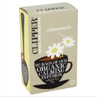 Clipper Organic Chamomile Tea 20 bags - 5021991200021 (2523818)