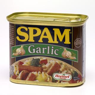 SPAM Luncheon Meat Garlic 340g - 37600353083 (2117478)