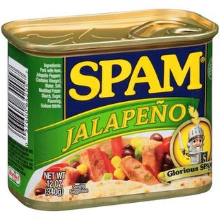 SPAM Luncheon Meat Jalapeño 340g - 037600642057 (2489832)