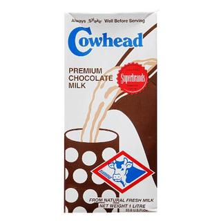 Cowhead Chocolate Milk 1L - 8888440001762 (1450002)