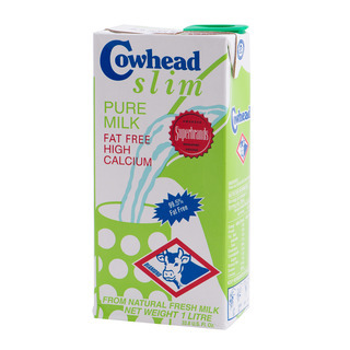 Cowhead Fat Free High Calcium 1L - 8888440005647 (2171310)