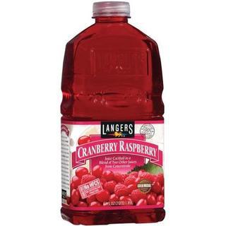 Langers Cranberry Blueberry Cocktail Juice 1.89L - 041755008255 (2252238)
