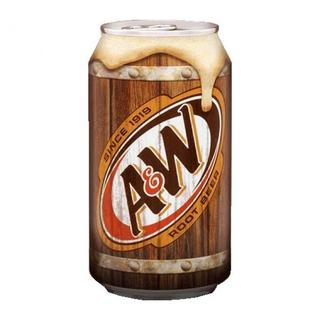 A&W Rootbeer 335ml - 07818707 (2339979)