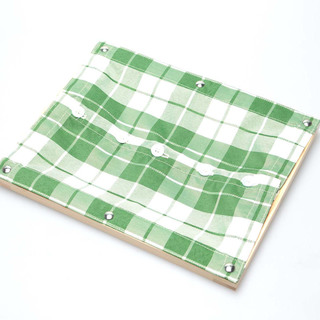 DRESSING FRAME BUTTONS GREEN (BIG/SMALL) (TWH01PL)