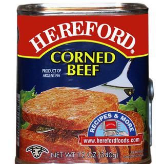 Hereford Corned Beef Regular 340g - 71615901013 (1261041)