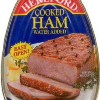 Hereford Cooked Ham Water Added 454g - 71615901372 (2137103)