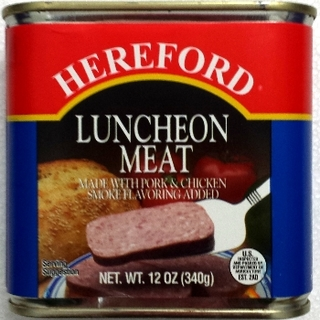 Hereford Luncheon Meat 340g - 71615901143 (1261042)