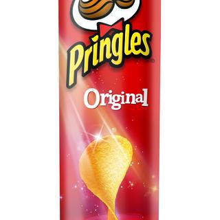 Pringles Original Flavor Super Stack 161g - 38000844966 (2371888)