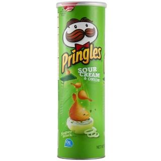 Pringles Sour Cream & Onion Super Stack 169g - 38000845000 (2371890)