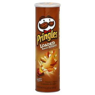 Pringles Loaded Baked Super Stack 169g - 38000845048 (2371899)