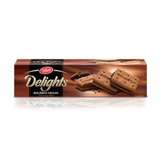 Tiffany Bourbon Creams Biscuit 200g - 6291003000577 (2362063)