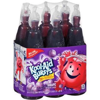 Kool-Aid Burst Grape 6'sx6.75oz - 43000953709 (1412162)
