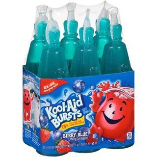 Kool-Aid Burst Blue Berry 6'sx6.75oz - 43000953730 (1412163)