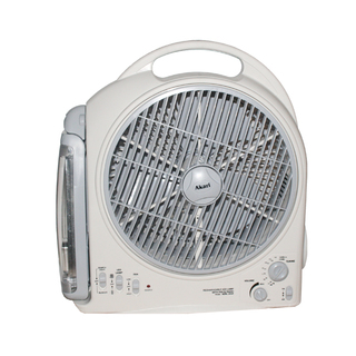 Rechargeable 6-in-1  Portable Fan (Akari AEML-1618)