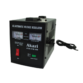 Automatic Voltage Regulator 500W (Akari  AVR-SVR-500W)
