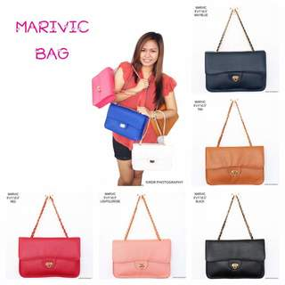 LUXURY MARIVIC SLING BAG