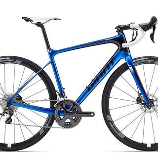 Giant Bicycle - DEFY ADVANCED PRO 2 S METALLIC BLUE