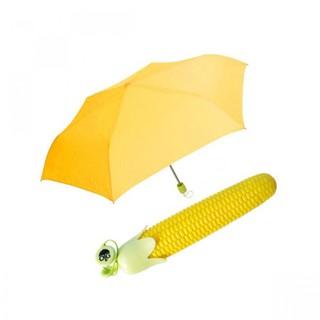 Corn Folding Umbrella - Yellow