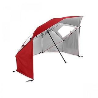 Beach Umbrella Tent - Red