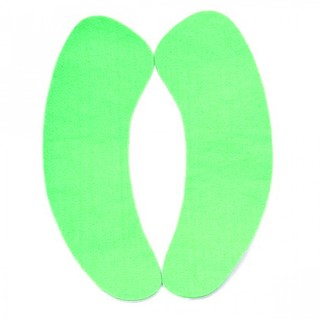 Toilet Bowl Sticky Warmer Pad - Green