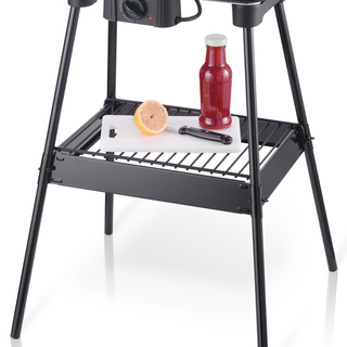 Severin Barbecue Grill with Stand (pg8523)