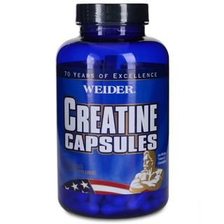 Weider Creatine Muscle Grower Capsules, Bottle of 150