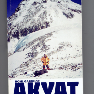 AKYAT BOOK: A FILIPINO'S JOURNEY TO THE SEVEN SUMMITS
