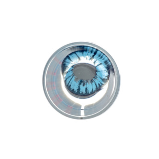 SPARKLE STYLISH GODDESS BLUE (16MM WITH 21MM EFFECT) CONTACT LENS