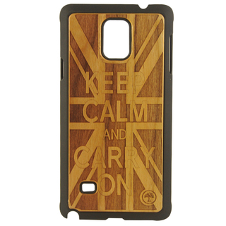 BAUM Keep Calm  Case for Galaxy Note 4