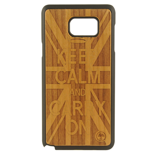 BAUM Keep Calm  Case for Galaxy Note 5